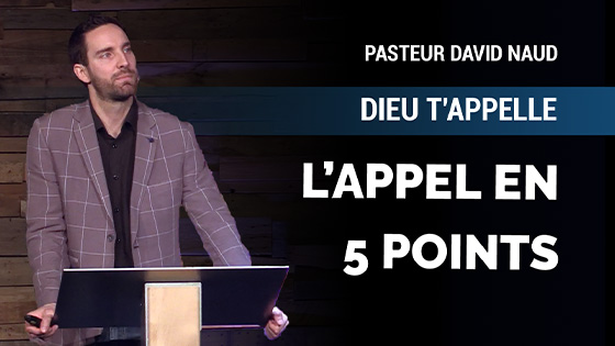 L'appel de Dieu en 5 points