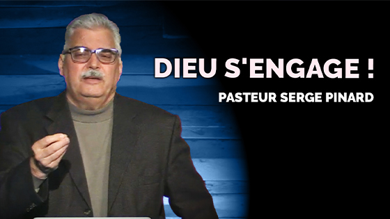Dieu s'engage !